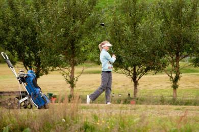 Golfklúbbur Kópavogs og Garðabæjar, golf, stelpa, unglingarbu