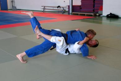 Íþróttafélag Reykjavíkur, judo